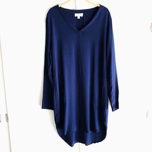 Anthropologie Cloth & Stone Long Sleeve Dr…